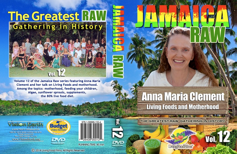 Food - Jamaica Raw - Volume 12