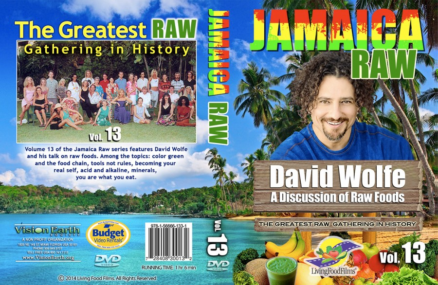 Food - Jamaica Raw - Volume 13