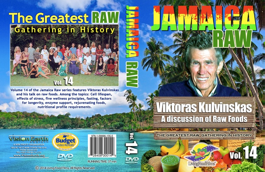 Food - Jamaica Raw - Volume 14