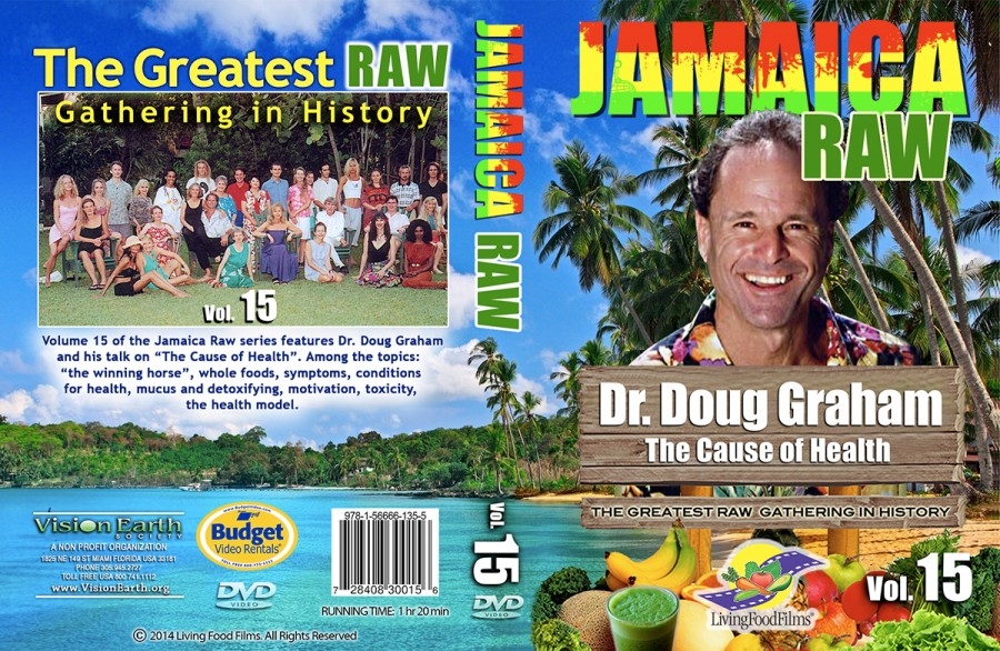 Food - Jamaica Raw - Volume 15