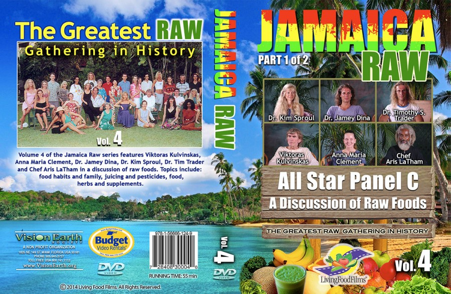 Food - Jamaica Raw - Volume 4