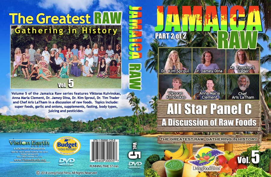 Food - Jamaica Raw - Volume 5