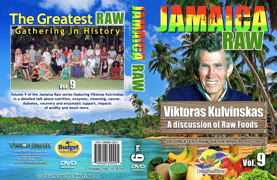 Food - Jamaica Raw - Volume 9