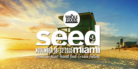 Seed Food and Wine Festival Miami 2015