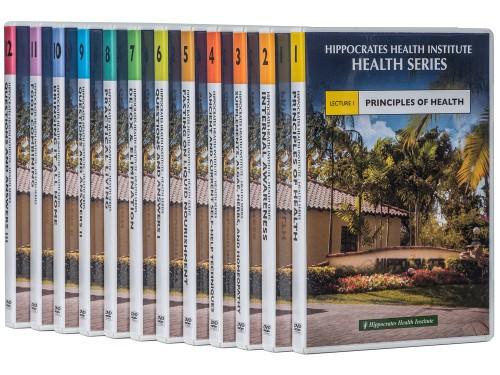 Hippocrates Health Institute - Health Series - 12 DVD Set