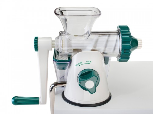 Healthy Juicer, Manual
