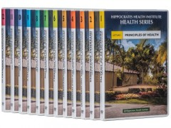 Hippocrates Health Institute - Health Series - 12 DVD Set
